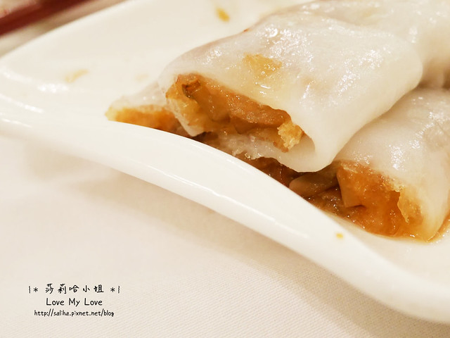 松江南京站吃素素食餐廳推薦養心茶樓港式飲茶 (4)