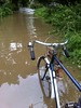 Flooding at Weston Shore
