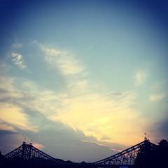Sunset @BlauesWunder