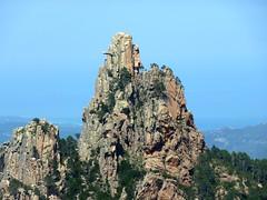Arrivée au GR20 : Monte Bracciutu