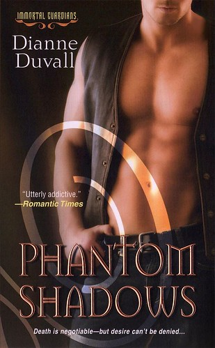 October 1st 2012 by Zebra                 Phantom Shadows (Immortal Guardians #3) by Dianne Duvall