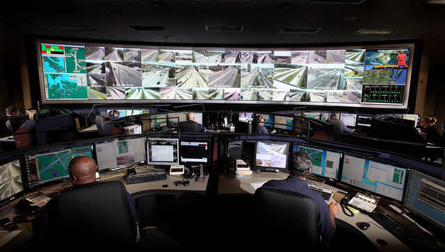 TEOC, Hampton Roads District, Traffic Emergency Operations Center