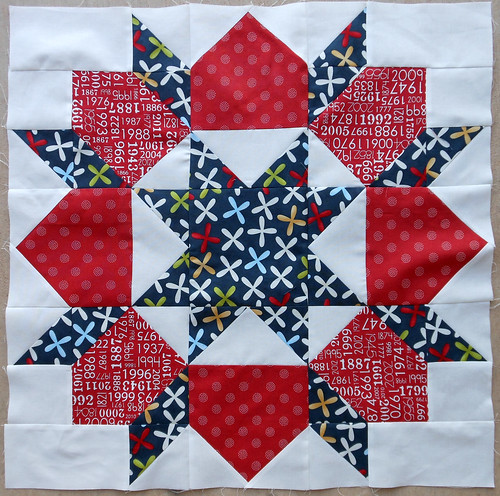 My First Swoon Block
