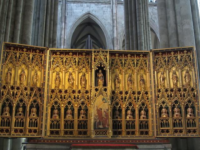 Altar piece - Cologne