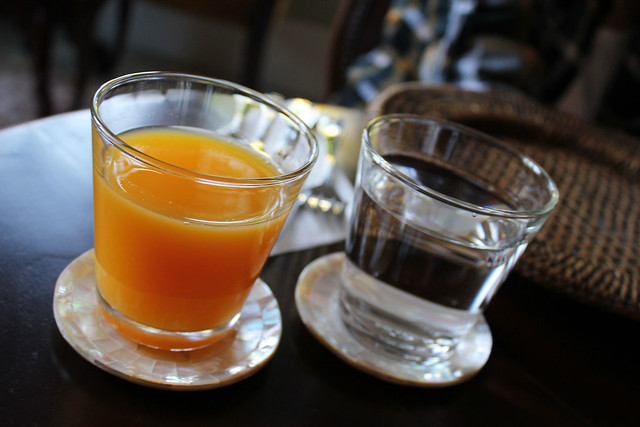 The Asadang - Orange Juice and Water