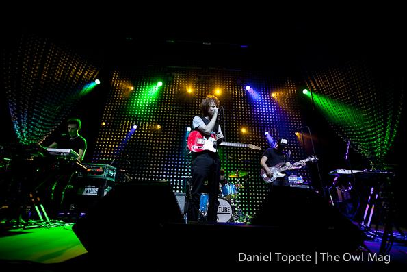 The Rapture @ The Fox Theatre, Oakland 4/17/12