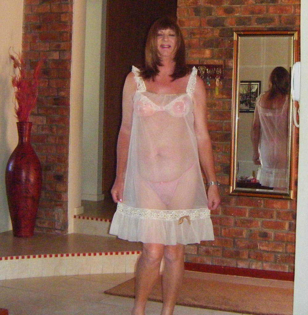 Milf in nightgown focked