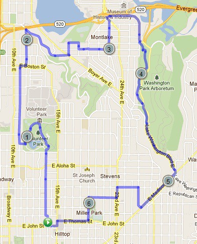Today's awesome walk, 6.52 miles in 2 hours and 12 minutes by christopher575
