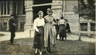 Ruth Briscoe, Est[her] Holmes, 27b