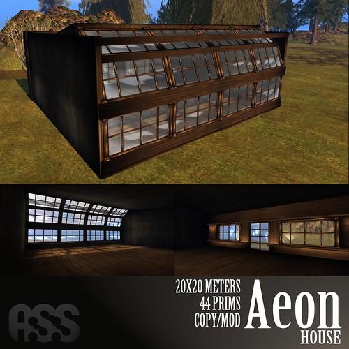 A:S:S - Aeon house
