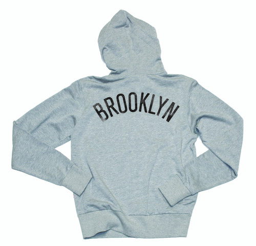 Back Of The Brooklyn Nets