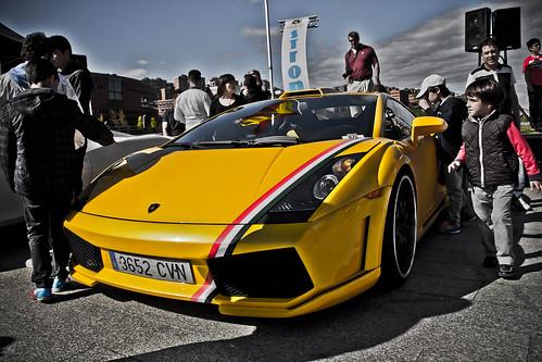 Lamborghini - Superdeportivos