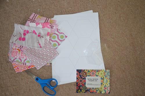 Spring Carnival materials