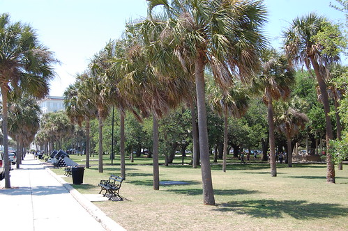 The Battery, Charleston
