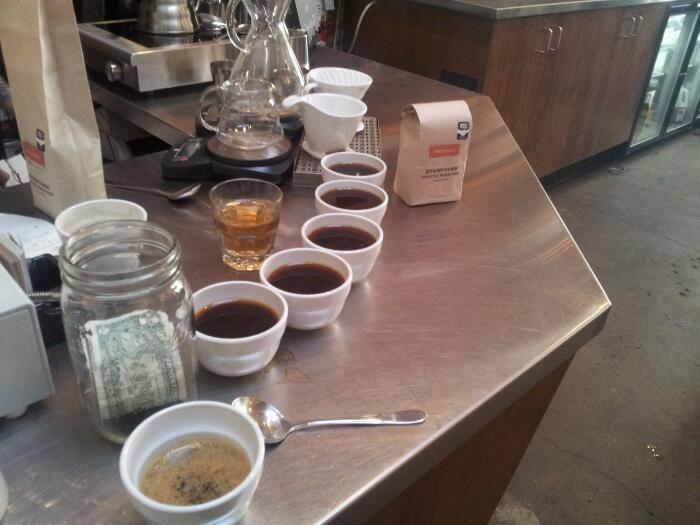 Fun cupping comparisons