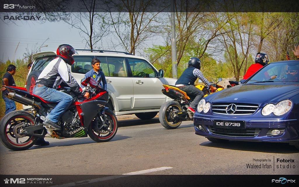 Fotorix Waleed - 23rd March 2012 BikerBoyz Gathering on M2 Motorway with Protocol - 7017473293 6da16ca9db b
