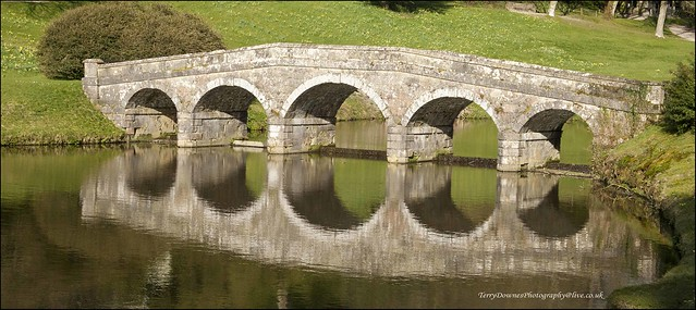 reflected bridge