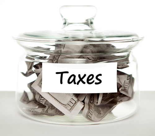It can be difficult to know how much to set aside for tax