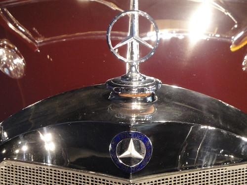 1939 Mercedes Benz 540K