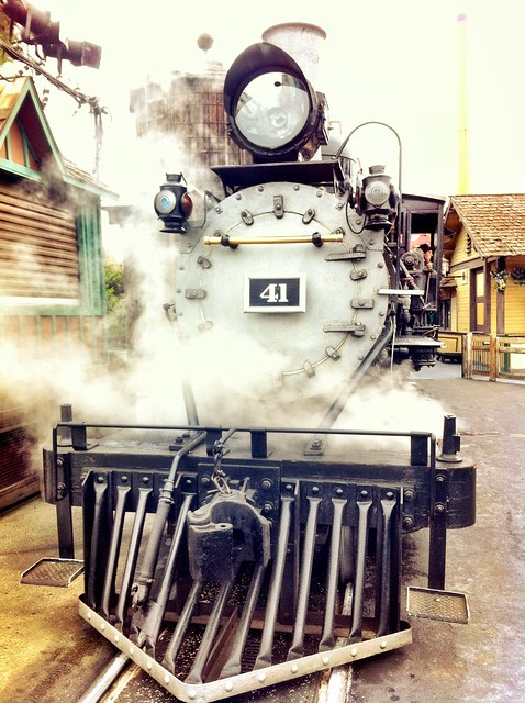 Choo Choo, A Train at Knott's Berry Farm