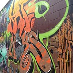 Graffiti in St. Catherines