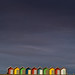 Beach Huts by images through a lens