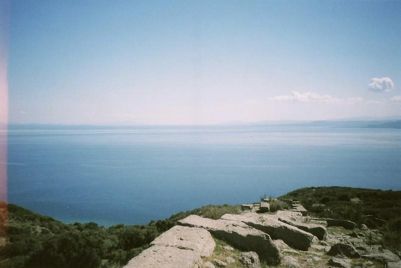 Assos ancient ruins