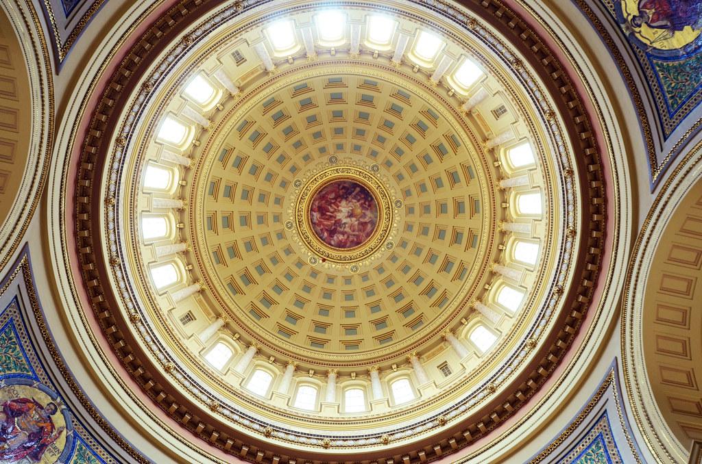 Capitol Building Ceiling