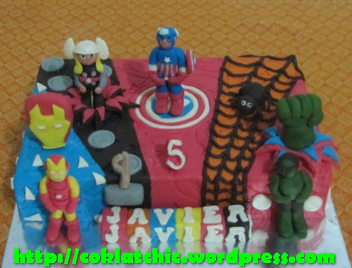 Cake The Avenger