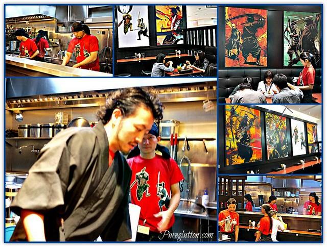 Menya Musashi collage