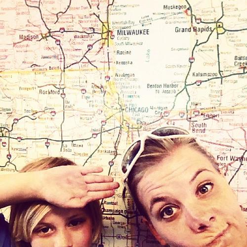 Taking A voyage across the great lake. #roadtrip12