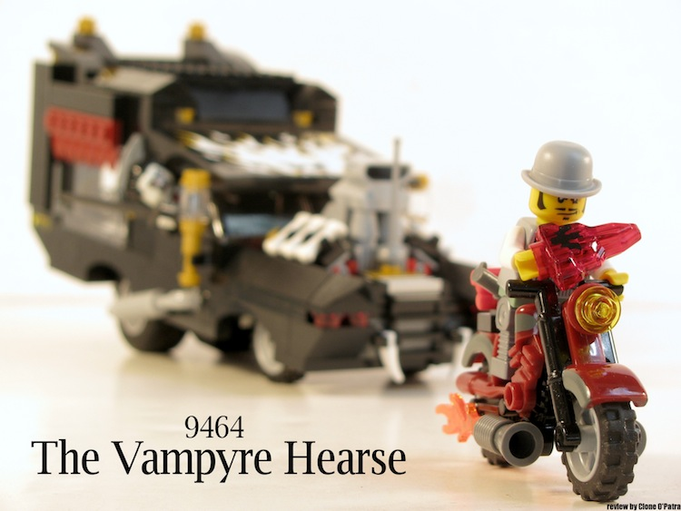 Vampyre Hearse Review Set Name The Vampyre Hearse