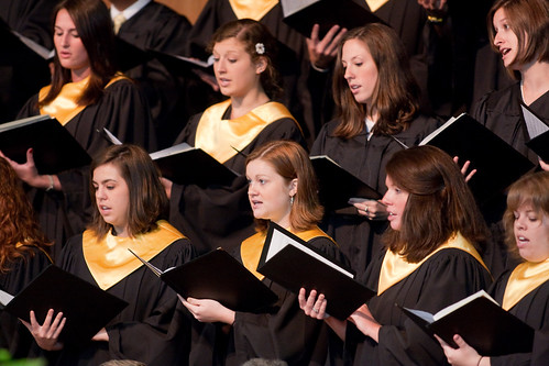 2009 Baccalaureate Service