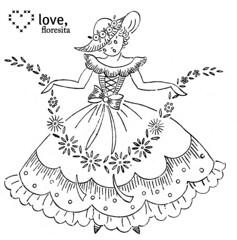 crinoline lady #2