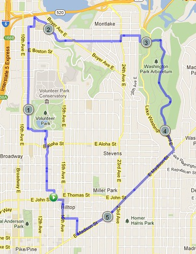 Today's awesome walk, 5.79 miles in 1:55ish by christopher575