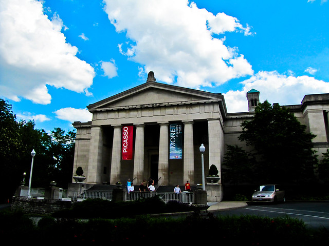 The cincinnati art museum flickr photo sharing Museums in cincinnati ohio
