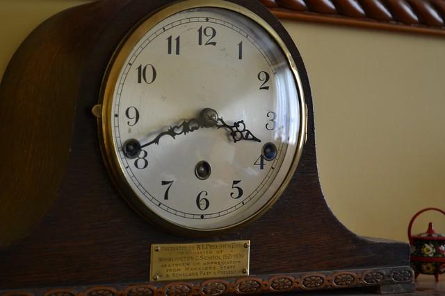 Clock from Flickr via Wylio