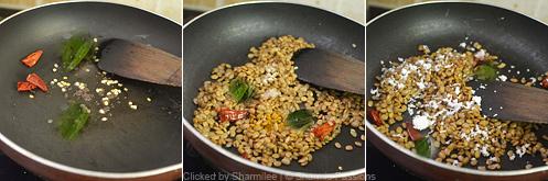 Kollu Sundal Recipe - Step2