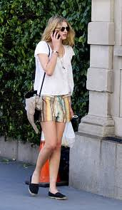 Lily Donaldson Toms Celebrity Style Women's Fashion