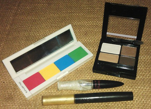 Eye Wear My Flag Proud makeup look tools