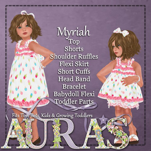 Myriah 2 in 1 Ad by AuraMilev