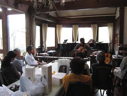 第5回「弾き回し練習会」演奏風景 2012年5月26日 by Poran111