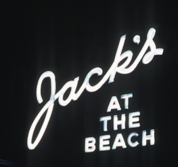 jacks at the beach detail