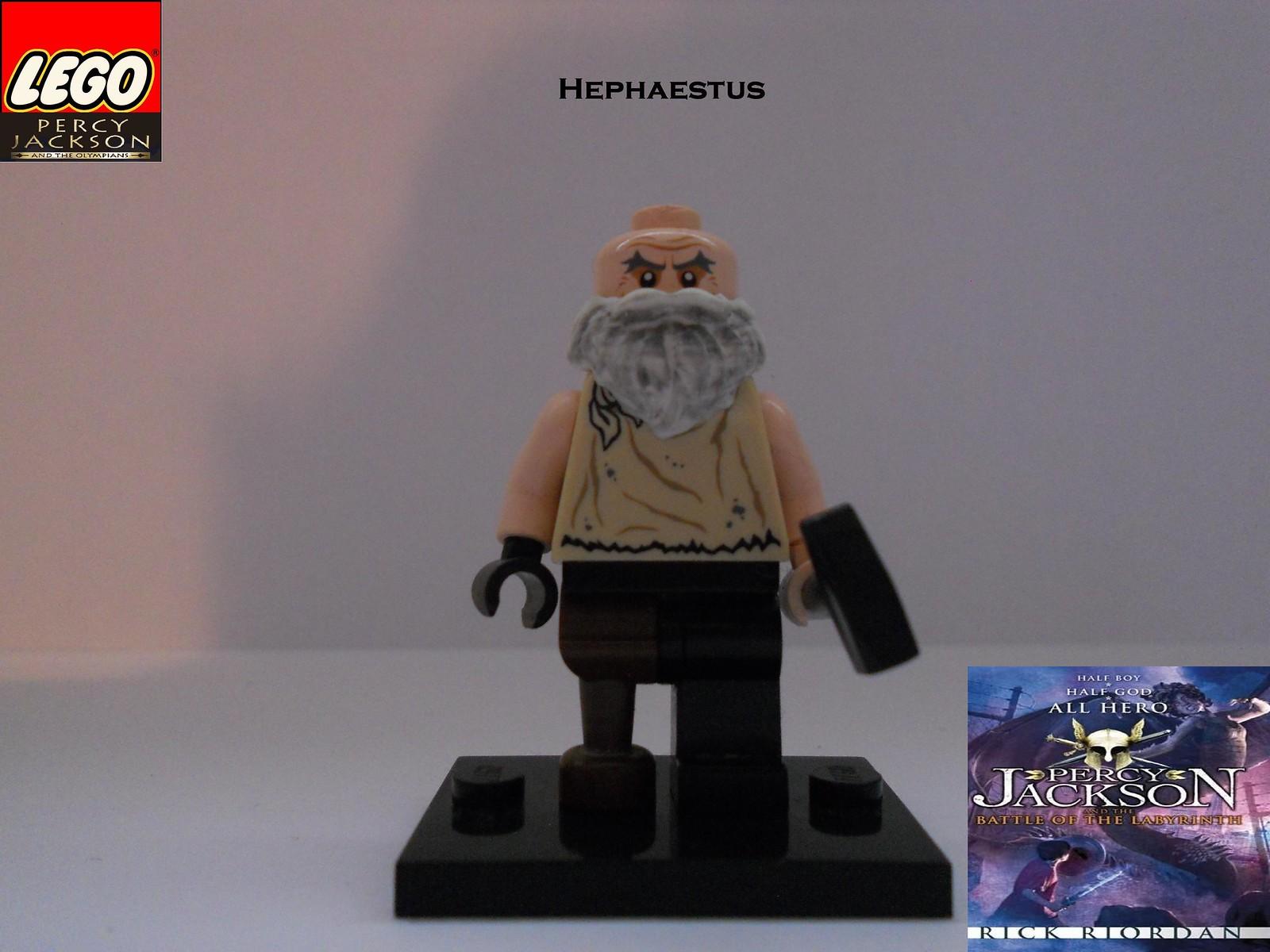Hephaestus Percy Jackson Percy jackson hephaestusQuintus Percy Jackson
