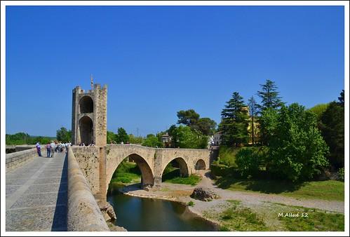 Puente by Miguel Allué Aguilar