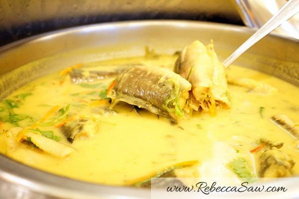 Melting Pot, Ramadhan Buffet - Concorde Hotel, KL-011