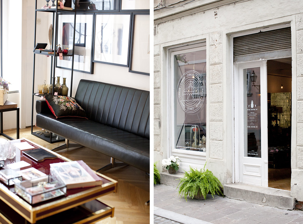 fensismensi blog, cirkus ofis, concept store, ljubljana