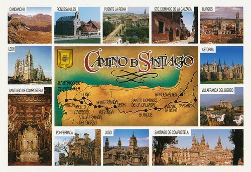 Route of Santiago de Compostela