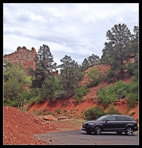 Road Trip In The 2012 Audi Q7 S-Line