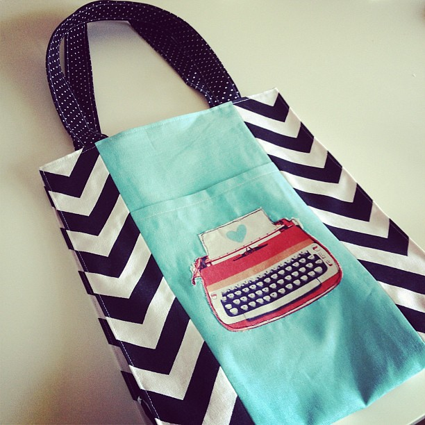 Market tote done!
